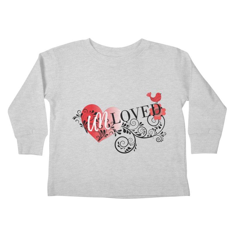 Unloved Kids Toddler Longsleeve T-Shirt by lostsigil's Artist Shop