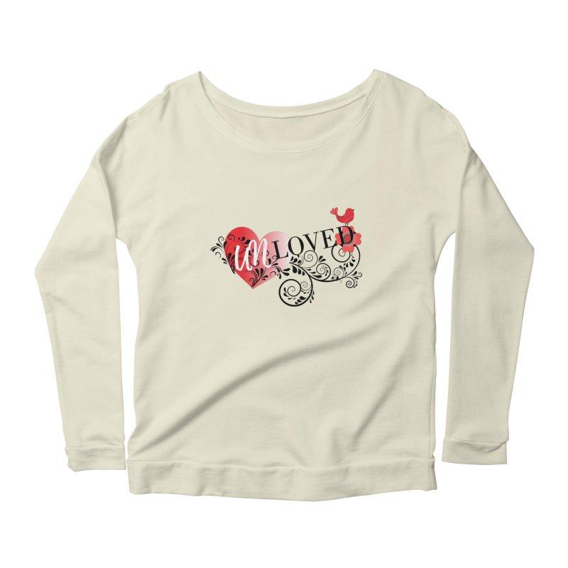 Unloved Women's Scoop Neck Longsleeve T-Shirt by lostsigil's Artist Shop