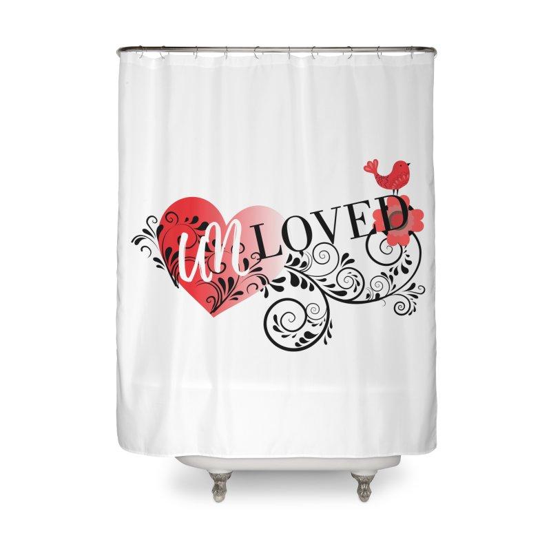 Unloved Home Shower Curtain by lostsigil's Artist Shop