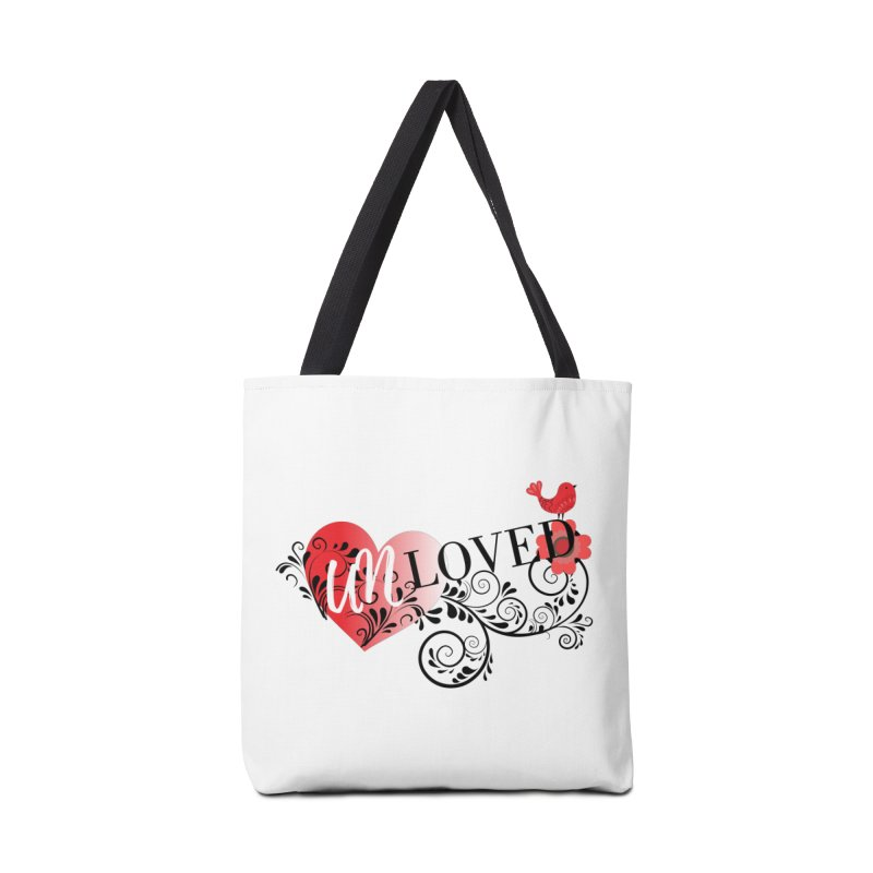 Unloved Accessories Tote Bag Bag by lostsigil's Artist Shop