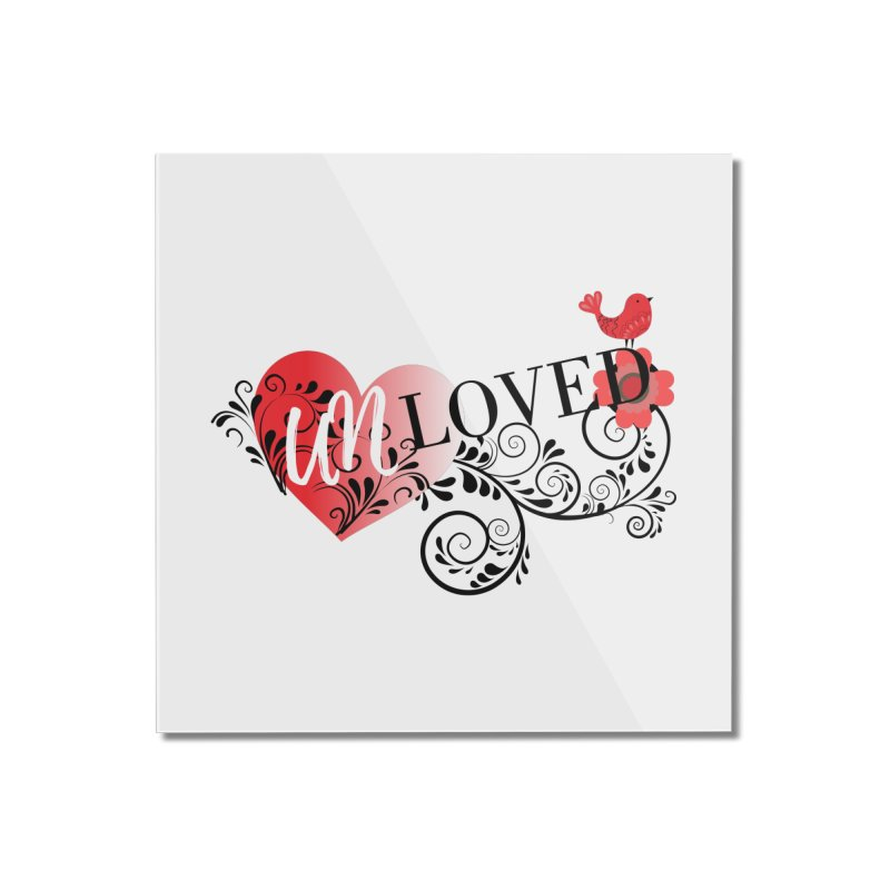 Unloved Home Mounted Acrylic Print by lostsigil's Artist Shop