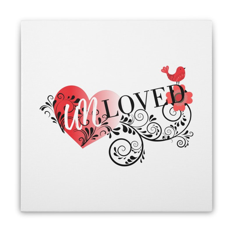 Unloved Home Stretched Canvas by lostsigil's Artist Shop