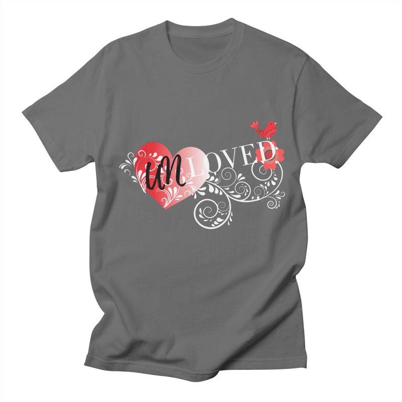 Unloved Dark Men's Regular T-Shirt by lostsigil's Artist Shop