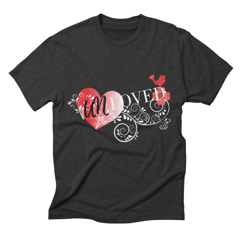 Unloved Dark Men's Triblend T-Shirt by lostsigil's Artist Shop