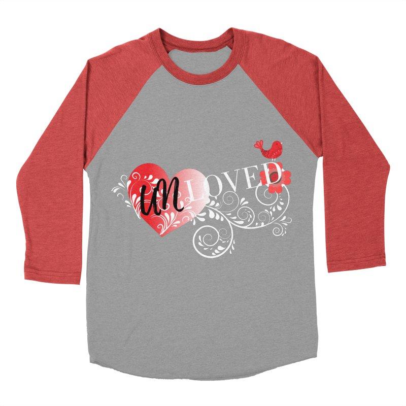 Unloved Dark Women's Baseball Triblend Longsleeve T-Shirt by lostsigil's Artist Shop
