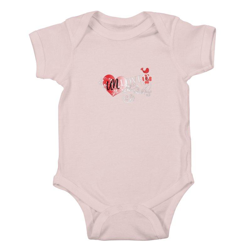 Unloved Dark Kids Baby Bodysuit by lostsigil's Artist Shop