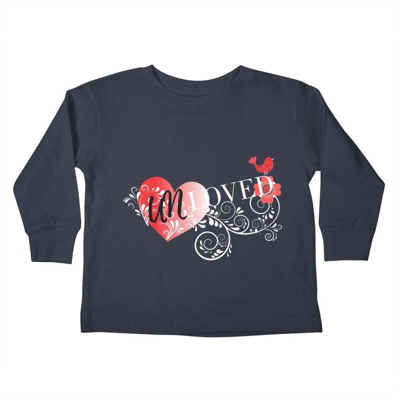 Unloved Dark Kids Toddler Longsleeve T-Shirt by lostsigil's Artist Shop