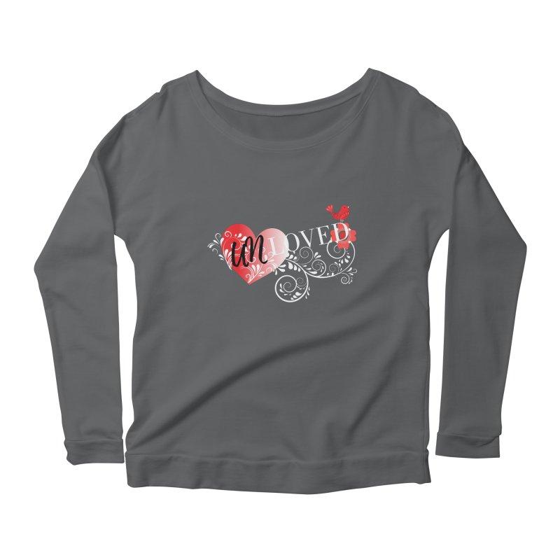Unloved Dark Women's Scoop Neck Longsleeve T-Shirt by lostsigil's Artist Shop