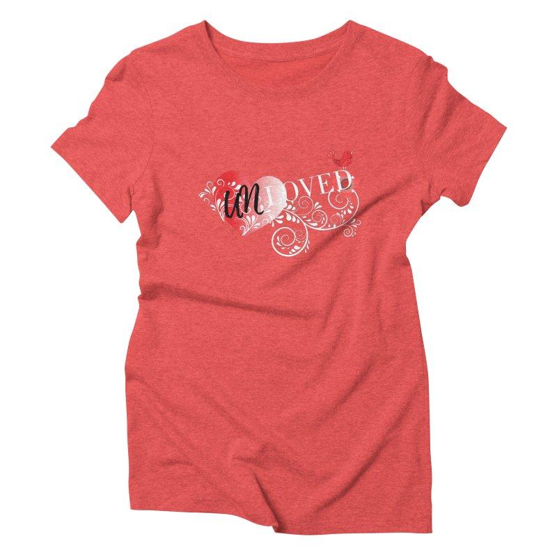 Unloved Dark Women's Triblend T-Shirt by lostsigil's Artist Shop