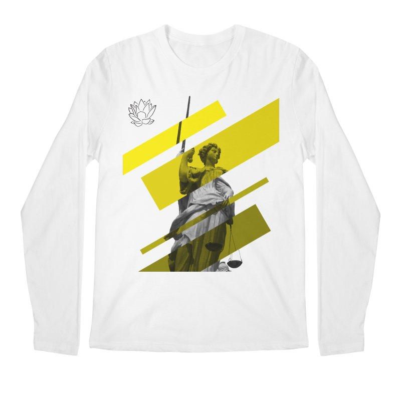 Arsenale di Venezia Men's Longsleeve T-Shirt by Lotus Stencils