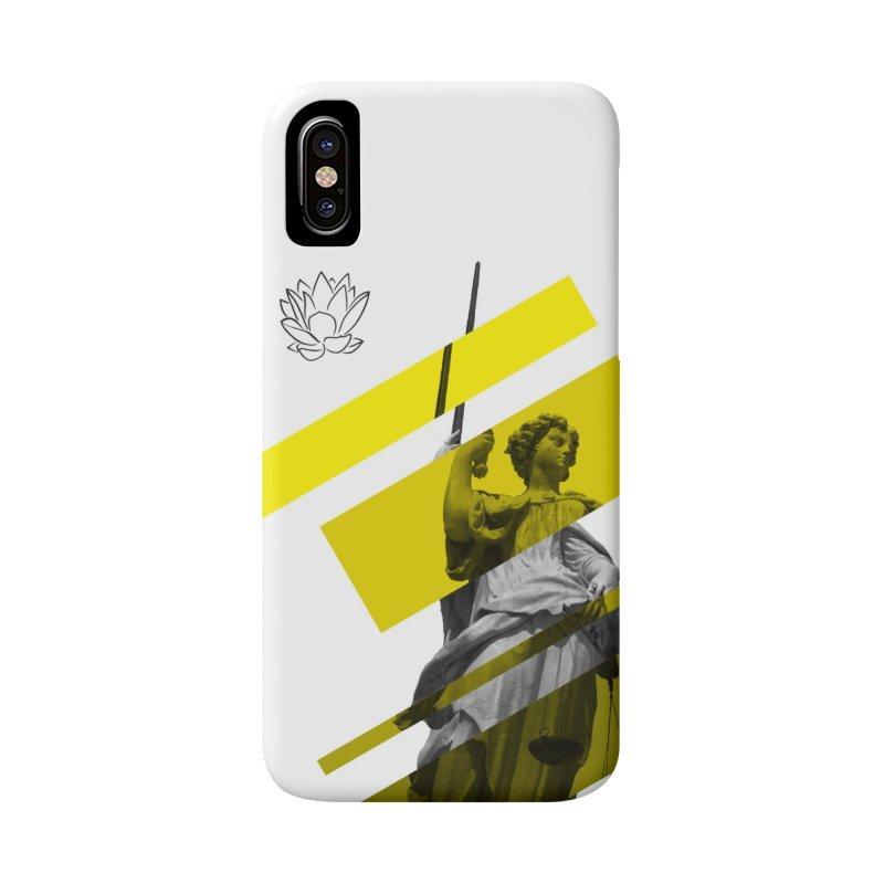 Arsenale di Venezia in iPhone X / XS Phone Case Slim by Lotus Stencils