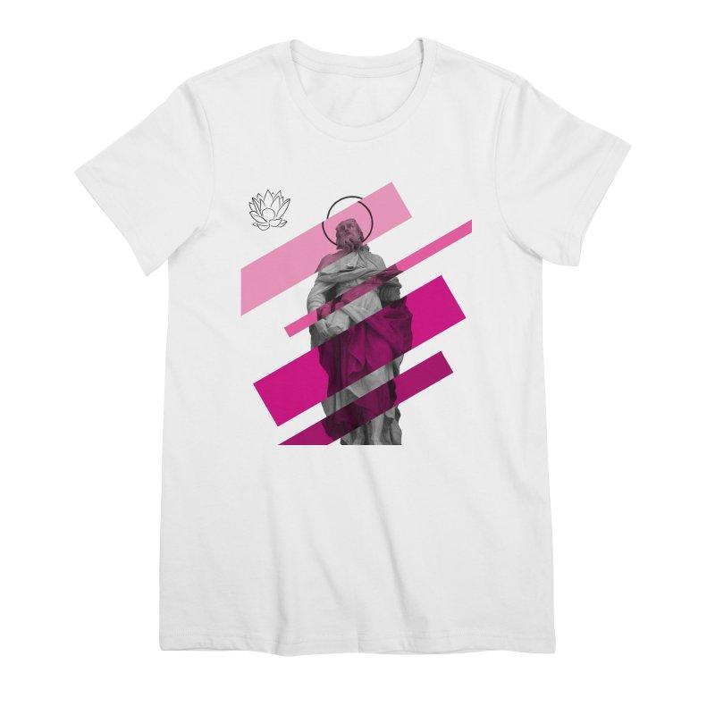 Chiesa dei Gesuiti Women's T-Shirt by Lotus Stencils