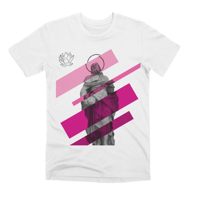 Chiesa dei Gesuiti Men's T-Shirt by Lotus Stencils