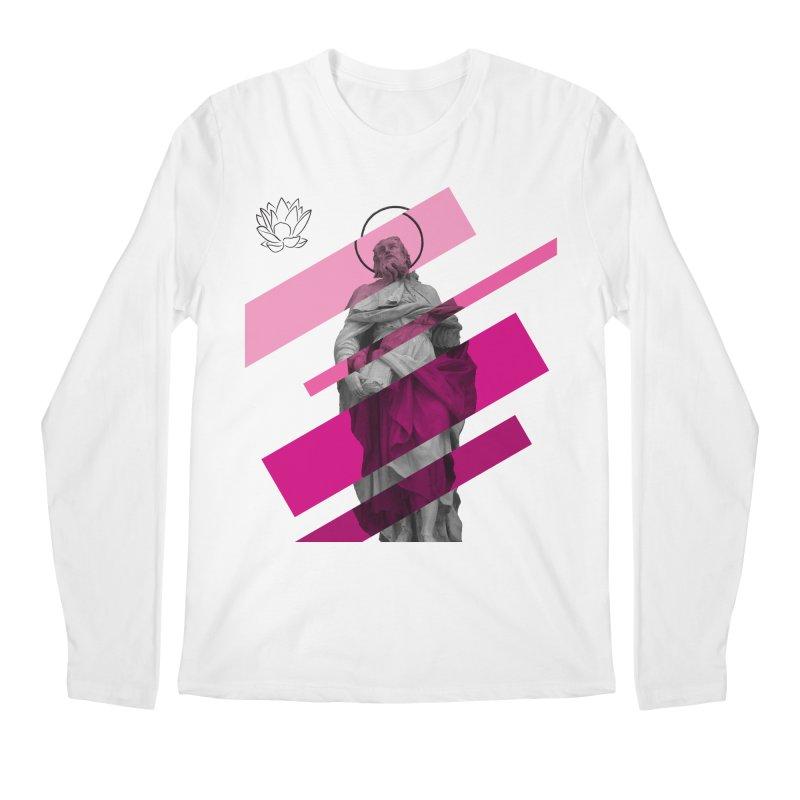 Chiesa dei Gesuiti Men's Longsleeve T-Shirt by Lotus Stencils