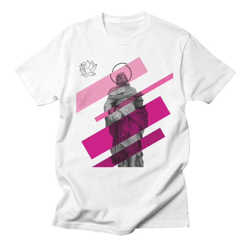 Chiesa dei Gesuiti Men's T-Shirt by Lotus Stencils