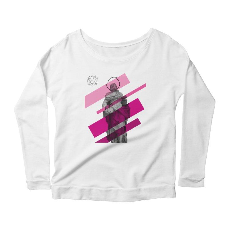 Chiesa dei Gesuiti Women's Longsleeve T-Shirt by Lotus Stencils