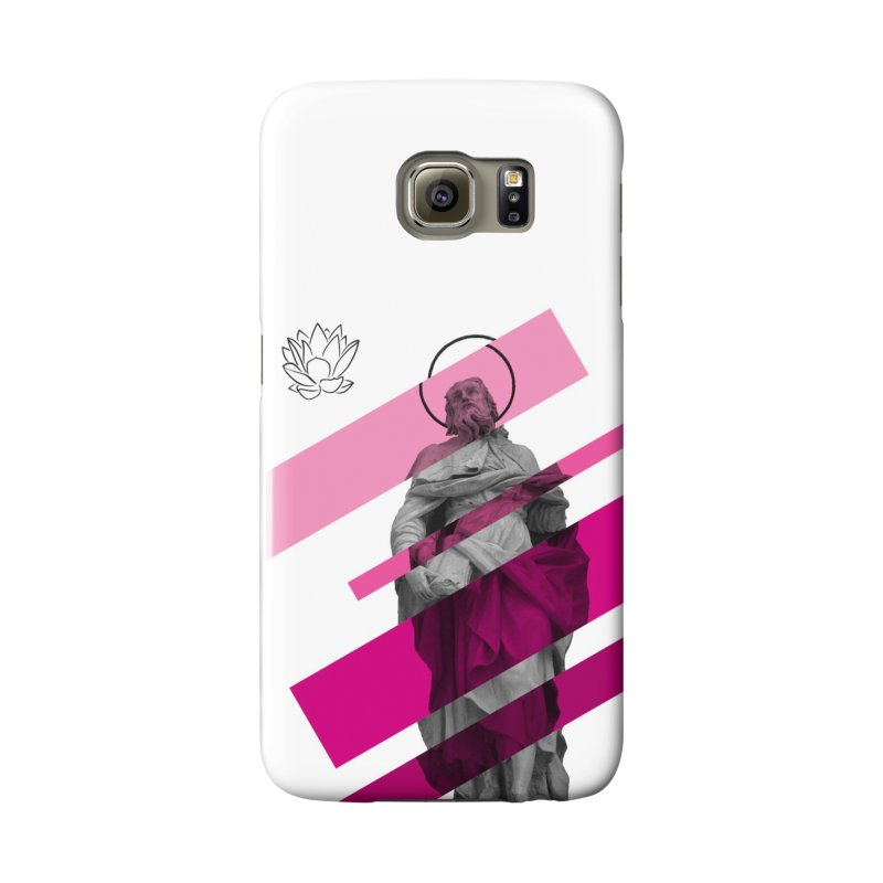 Chiesa dei Gesuiti Accessories Phone Case by Lotus Stencils