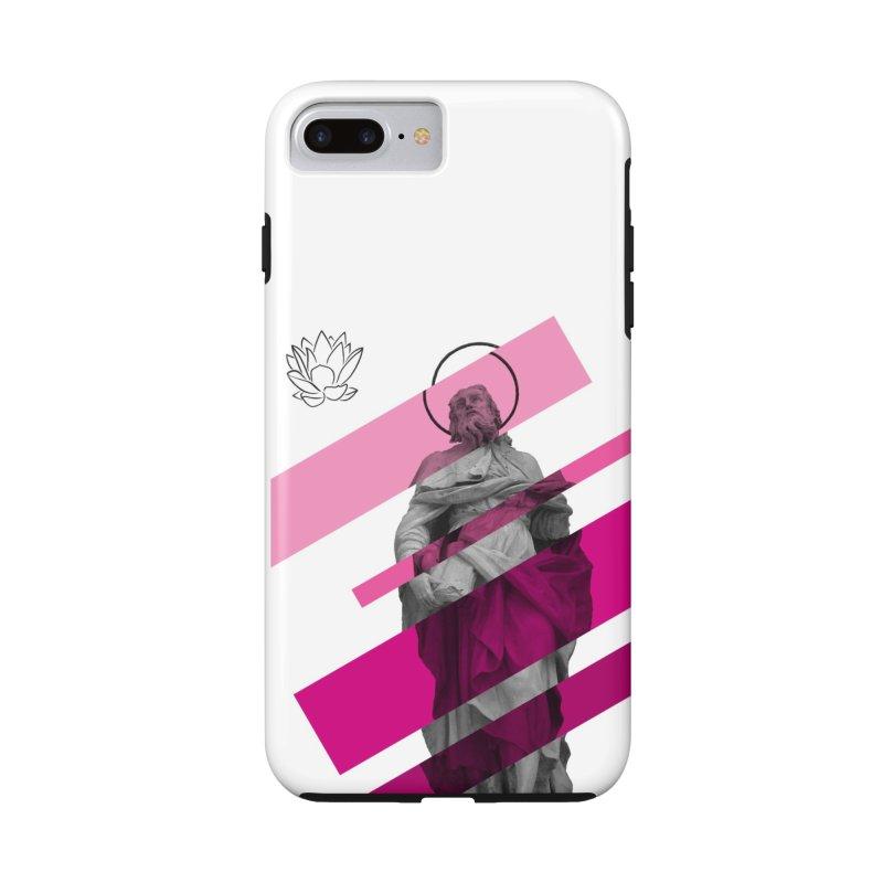 Chiesa dei Gesuiti Accessories Phone Case by Lotus Stencils