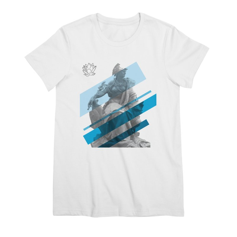 Musee d'Orsay Women's T-Shirt by Lotus Stencils