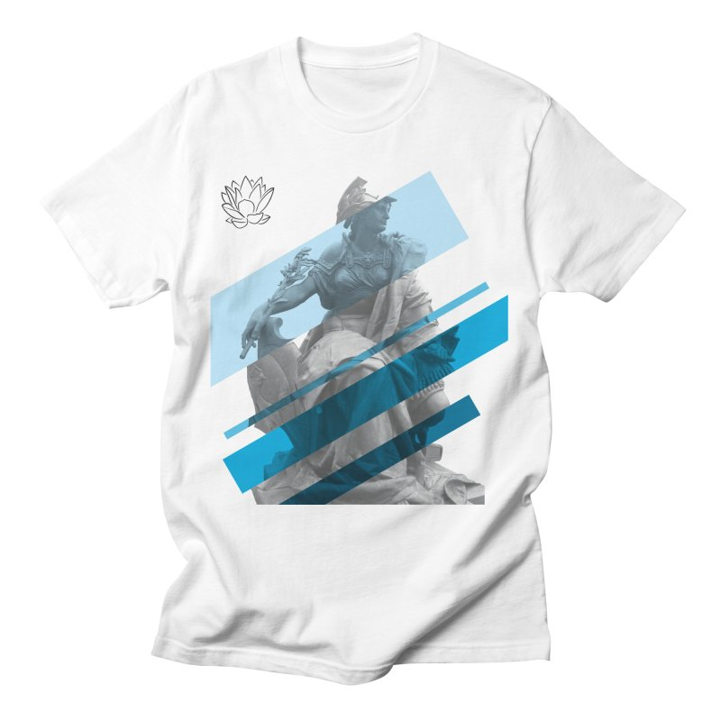 Musee d'Orsay Men's T-Shirt by Lotus Stencils