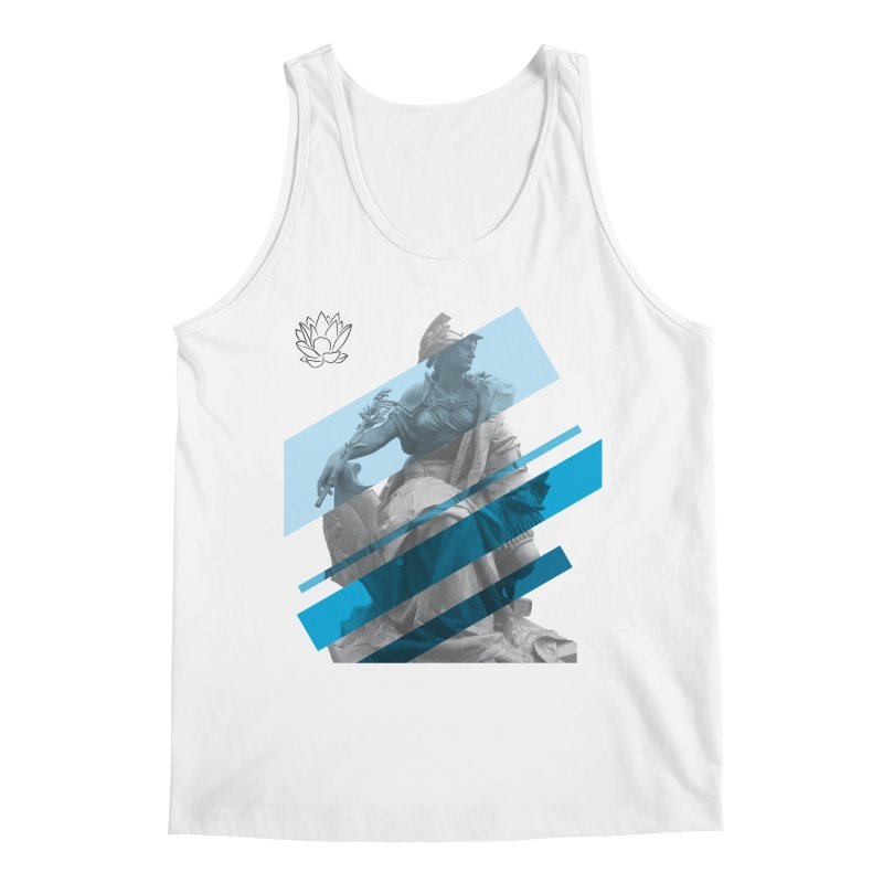 Musee d'Orsay Men's Tank by Lotus Stencils