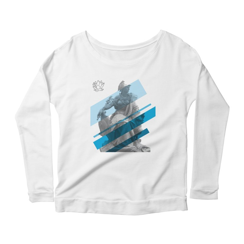 Musee d'Orsay Women's Longsleeve T-Shirt by Lotus Stencils