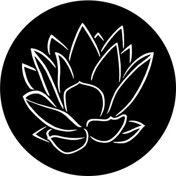 Lotus Stencils Logo