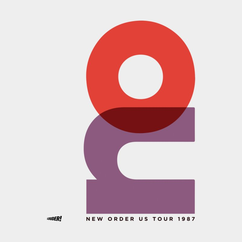 New Order US Tour 1967 Men's T-Shirt by LOUDER.ink