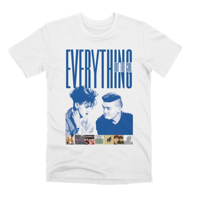Everything but the Girl Men's T-Shirt by LOUDER.ink