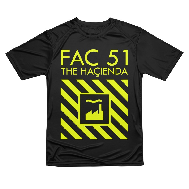 FAC 51 ✧ Haçienda Men's T-Shirt by LOUDER.ink