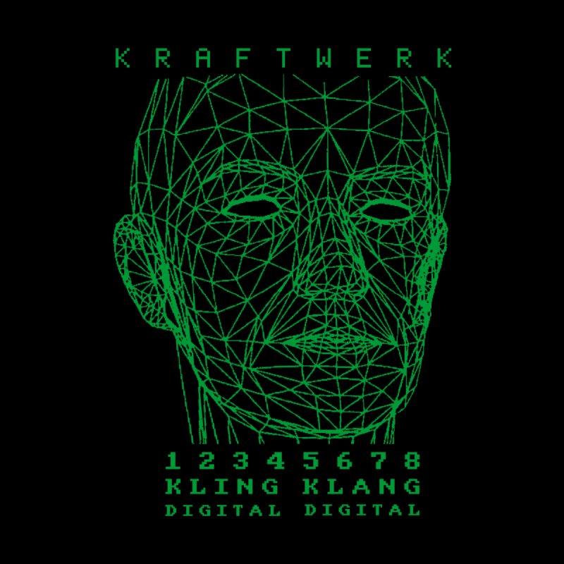 Kraftwerk ✧ Kling Klang Men's T-Shirt by LOUDER.ink