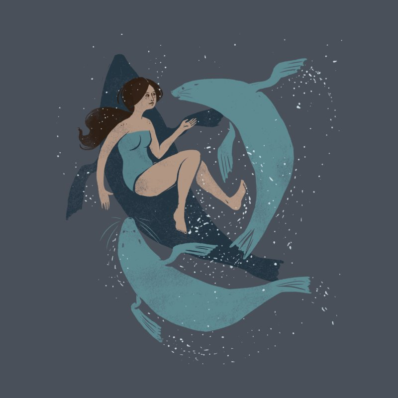 Selkie by louisehubbard's Artist Shop
