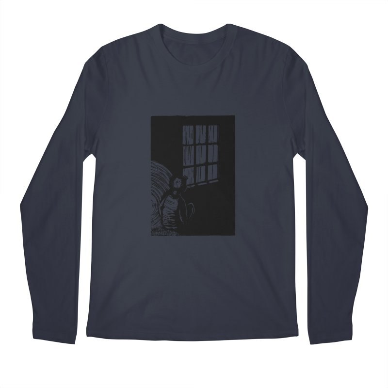 Tintin Men's Longsleeve T-Shirt by louisehubbard's Artist Shop