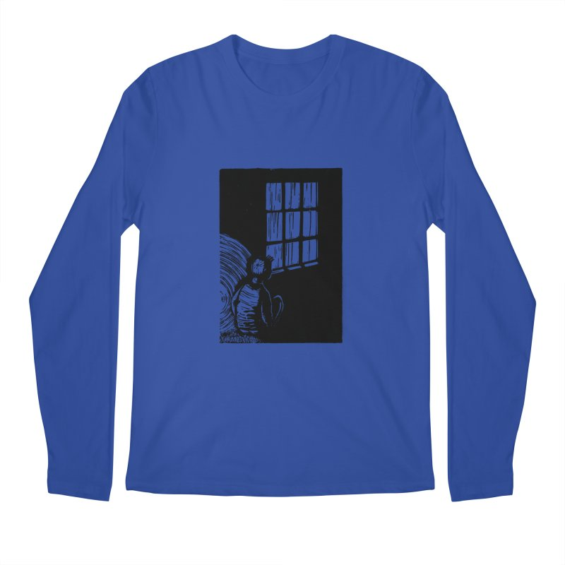Tintin Men's Regular Longsleeve T-Shirt by louisehubbard's Artist Shop