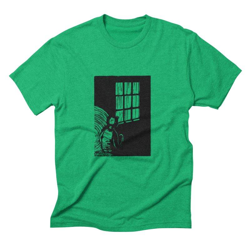 Tintin Men's Triblend T-Shirt by louisehubbard's Artist Shop