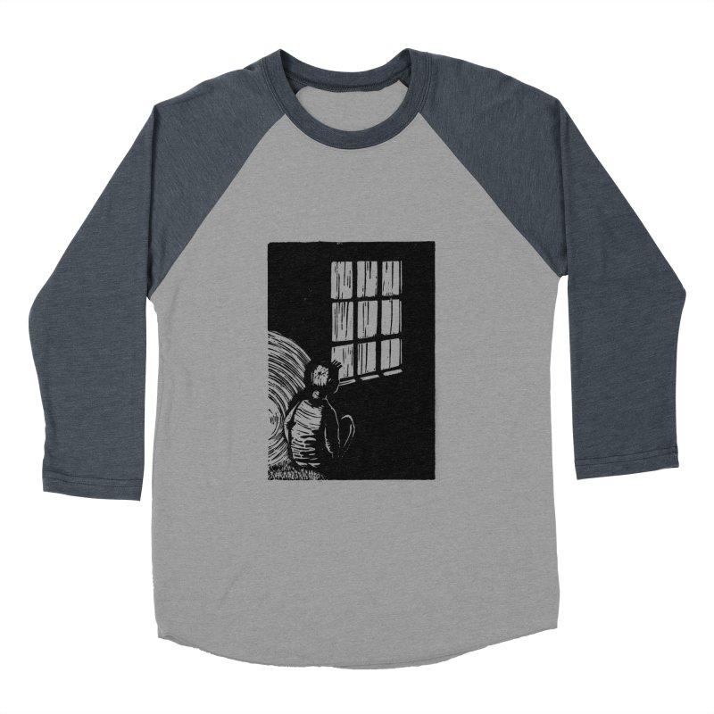 Tintin Women's Baseball Triblend T-Shirt by louisehubbard's Artist Shop