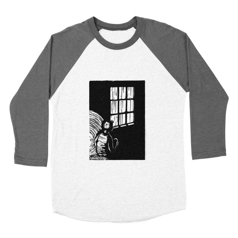 Tintin Men's Baseball Triblend T-Shirt by louisehubbard's Artist Shop