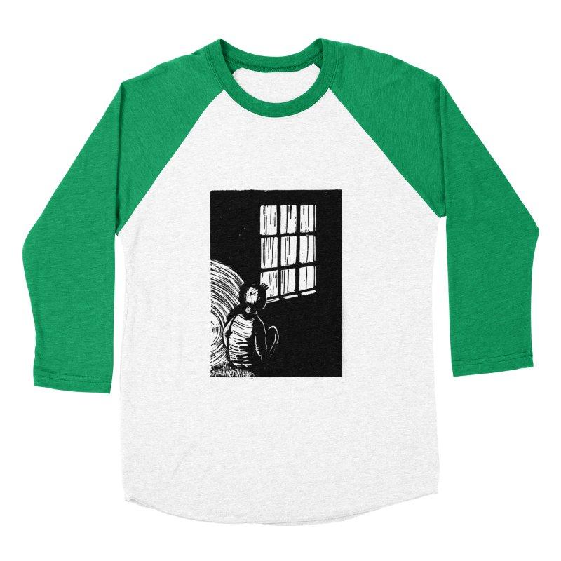 Tintin Men's Baseball Triblend Longsleeve T-Shirt by louisehubbard's Artist Shop