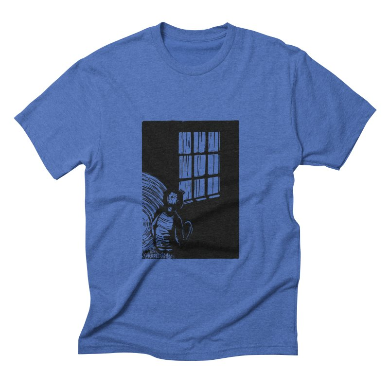Tintin Men's Triblend T-shirt by louisehubbard's Artist Shop
