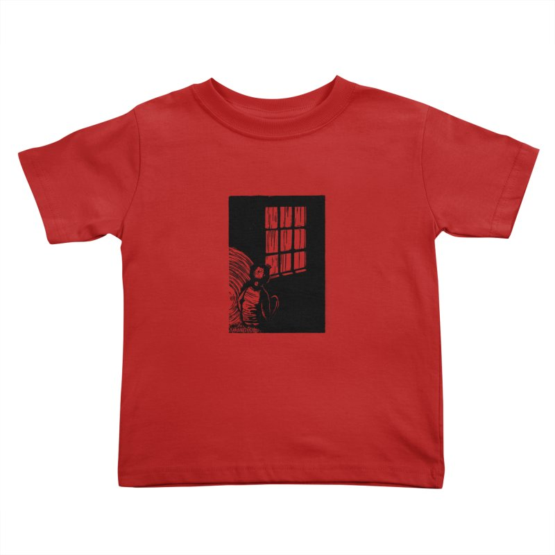 Tintin Kids Toddler T-Shirt by louisehubbard's Artist Shop