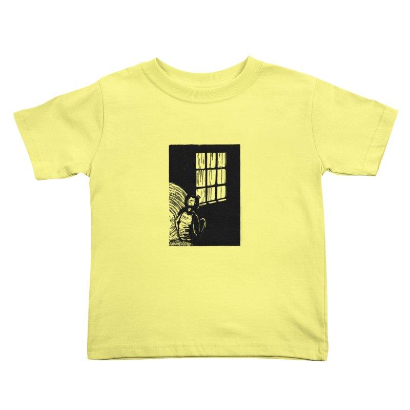 Tintin Kids Toddler T-Shirt by louisehubbard's Artist Shop
