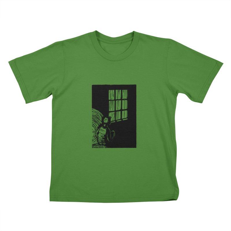 Tintin Kids T-Shirt by louisehubbard's Artist Shop