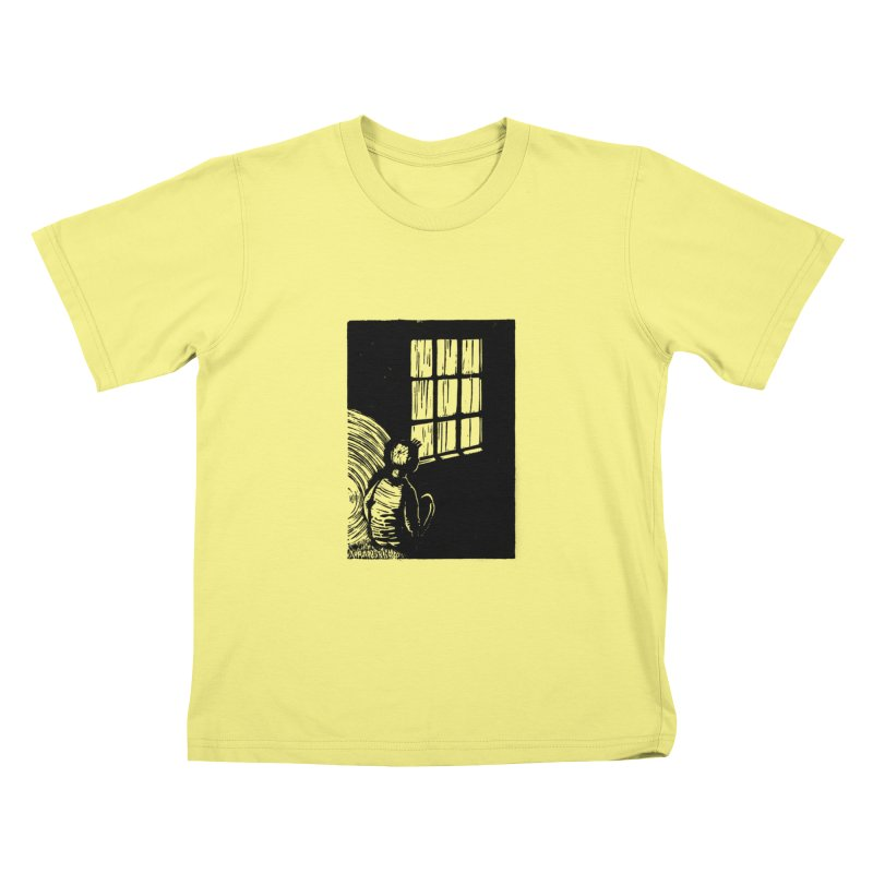 Tintin Kids T-shirt by louisehubbard's Artist Shop
