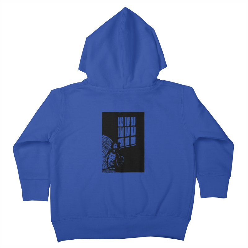 Tintin Kids Toddler Zip-Up Hoody by louisehubbard's Artist Shop