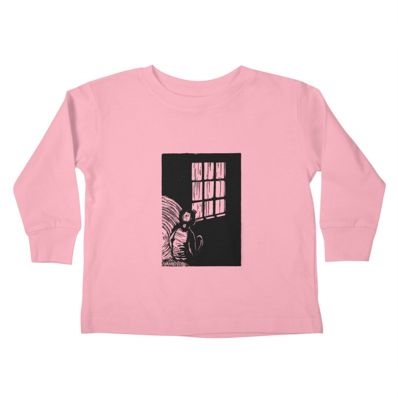 Tintin Kids Toddler Longsleeve T-Shirt by louisehubbard's Artist Shop