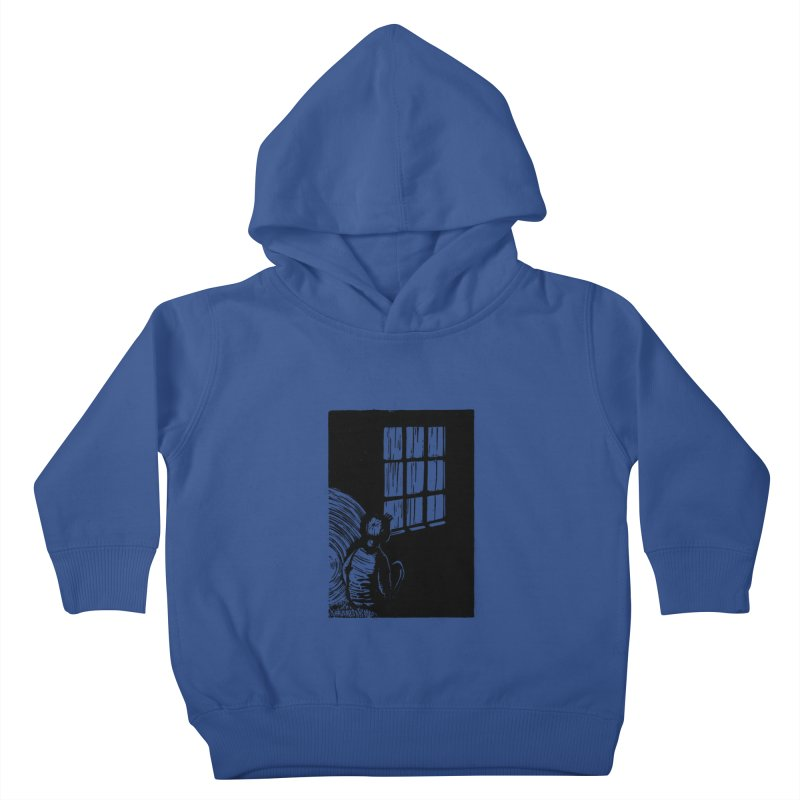Tintin Kids Toddler Pullover Hoody by louisehubbard's Artist Shop