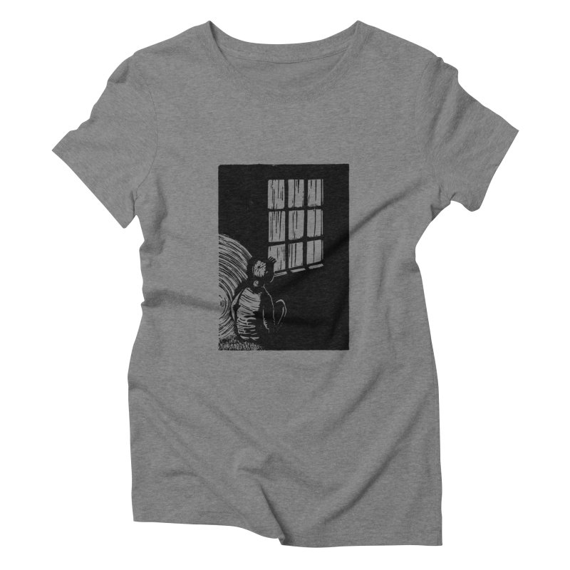 Tintin Women's Triblend T-shirt by louisehubbard's Artist Shop