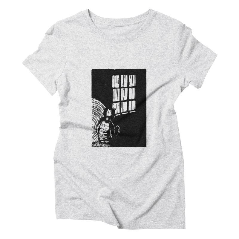 Tintin Women's Triblend T-shirt by louisehubbard's Artist Shop