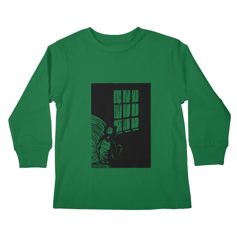 Tintin Kids Longsleeve T-Shirt by louisehubbard's Artist Shop