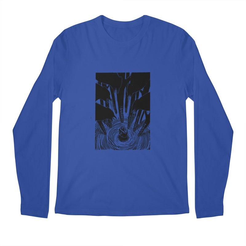 Mocking Jay Men's Longsleeve T-Shirt by louisehubbard's Artist Shop